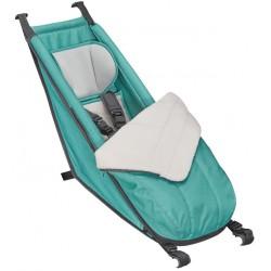 Croozer Baby Seat + Winter Kit
